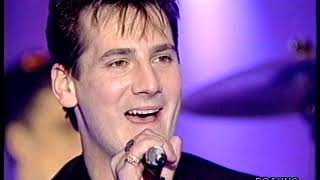 SPANDAU BALLET -  Be Free With Your Love - FANTASTICO 10 - 1989