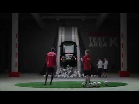 Nissan  X Trail Паркетник класса J - рекламное видео 3