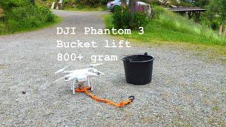 DJI Phantom 3 Advance Heavy Lift