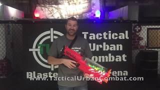 TUC Nerf Blaster Demo