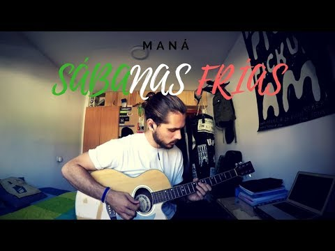 Sábanas Frías - MANÁ ft. Rubén Blades ( Instrumental Cover )