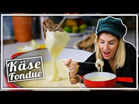 Das perfekte Käsefondue | #KÄSELIEBE | Felicitas Then