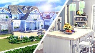 Brindleton Mansion Pt. 2 (Interior) || The Sims 4: Speed Build