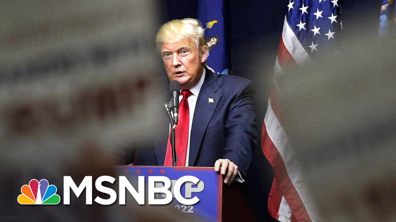 Donald Trump Revamping Campaign, Prepping For Contested Convention   MSNBC thumbnail