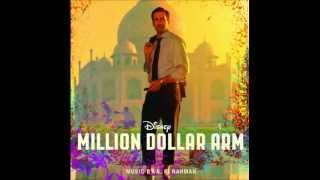Desi Thoughts - A.R.Rahman - Million Dollar Arm ( Audio Only )