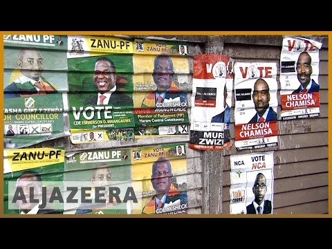 🇿🇼 Tensions rise as Zimbabwe opposition casts doubt on fair election | Al Jazeera English