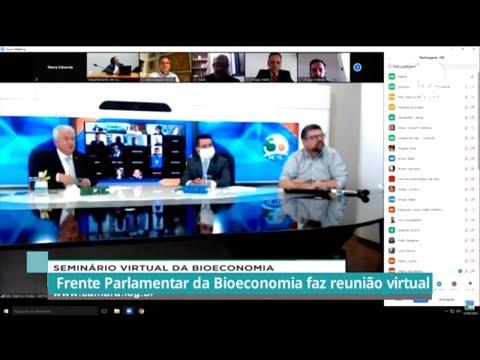 FP da Bioeconomia faz reunião virtual com ministro da Ciência e Tecnologia - 10/06/20
