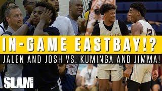Jalen Green & Josh Christopher vs. Jonathan Kuminga 🏆 GAME OF THE YEAR?!? 🍿