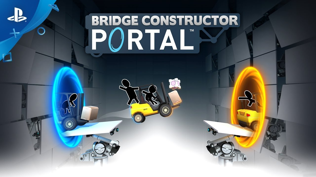 How Bridge Constructor Portal Became the Best Installment of the Construction Game Series
