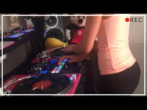 DJ Lady Style – Raggaeton Mix 09/2016