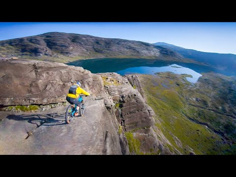 Video: Danny Macaskill rides the Dubh Slabs in Skye