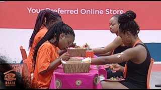 Big Brother Double Wahala Day 55: Melting of Delight
