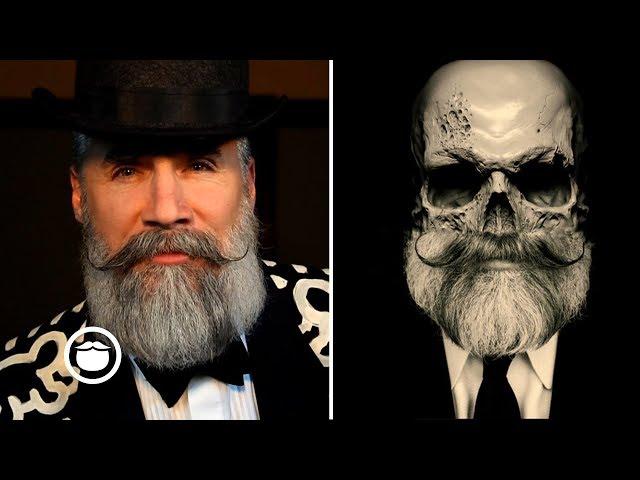 Bearded Halloween Cost...