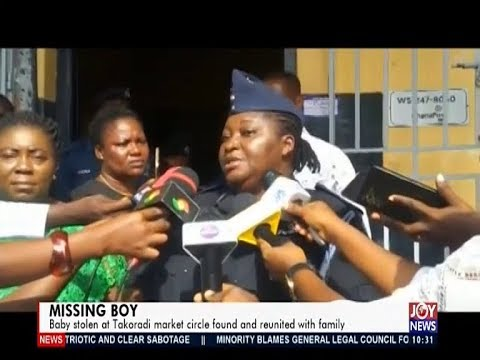 Missing Boy: Family grateful to god and the media for helping find boy (26-3-19)