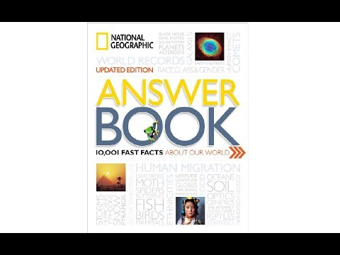 Answer Book Encyclopedia 10001 Answers