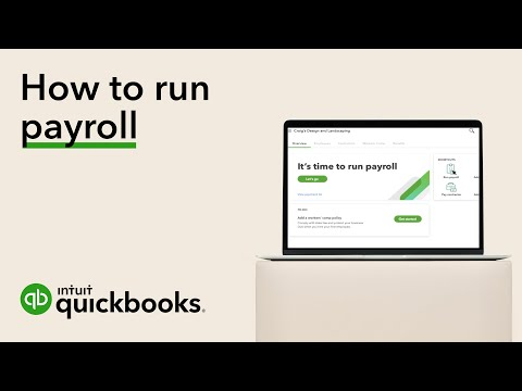 How to run payroll & set up direct deposit in QuickBooks Online