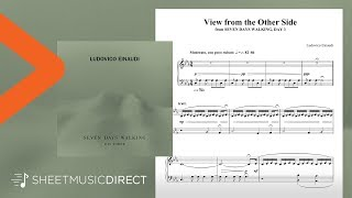 View From The Other Side Sheet Music   Ludovico Einaudi   Piano Solo (Seven Days Walking: Day 3)