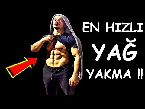 EN HIZLI YAĞ YAKMA SİSTEMİ !! 5 TAKTİK