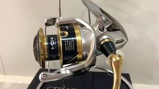 Shimano 18 stradic sw 5000pg