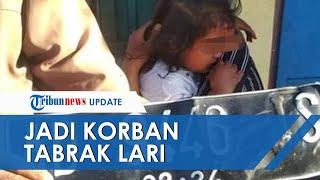 Kronologi Bocah 4 Tahun Jadi Korban Tabrak Lari di Dekat Rel, Plat Nomor Pelaku Copot saat Kabur