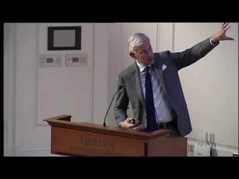 Leadership in the 21st Century: Dominic Barton, McKinsey