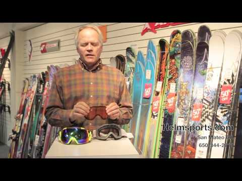 What Is The Difference Between A Less Expensive Goggle And A More Expensive Goggle?
