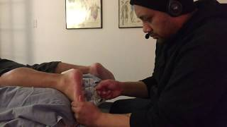 Manual Therapy for Plantar Fasciitis