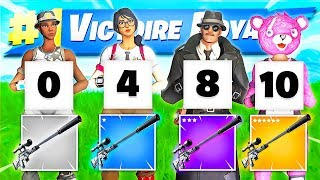 *NEW* JEU DU RANDOM EMOTE CHALLENGE sur FORTNITE !!