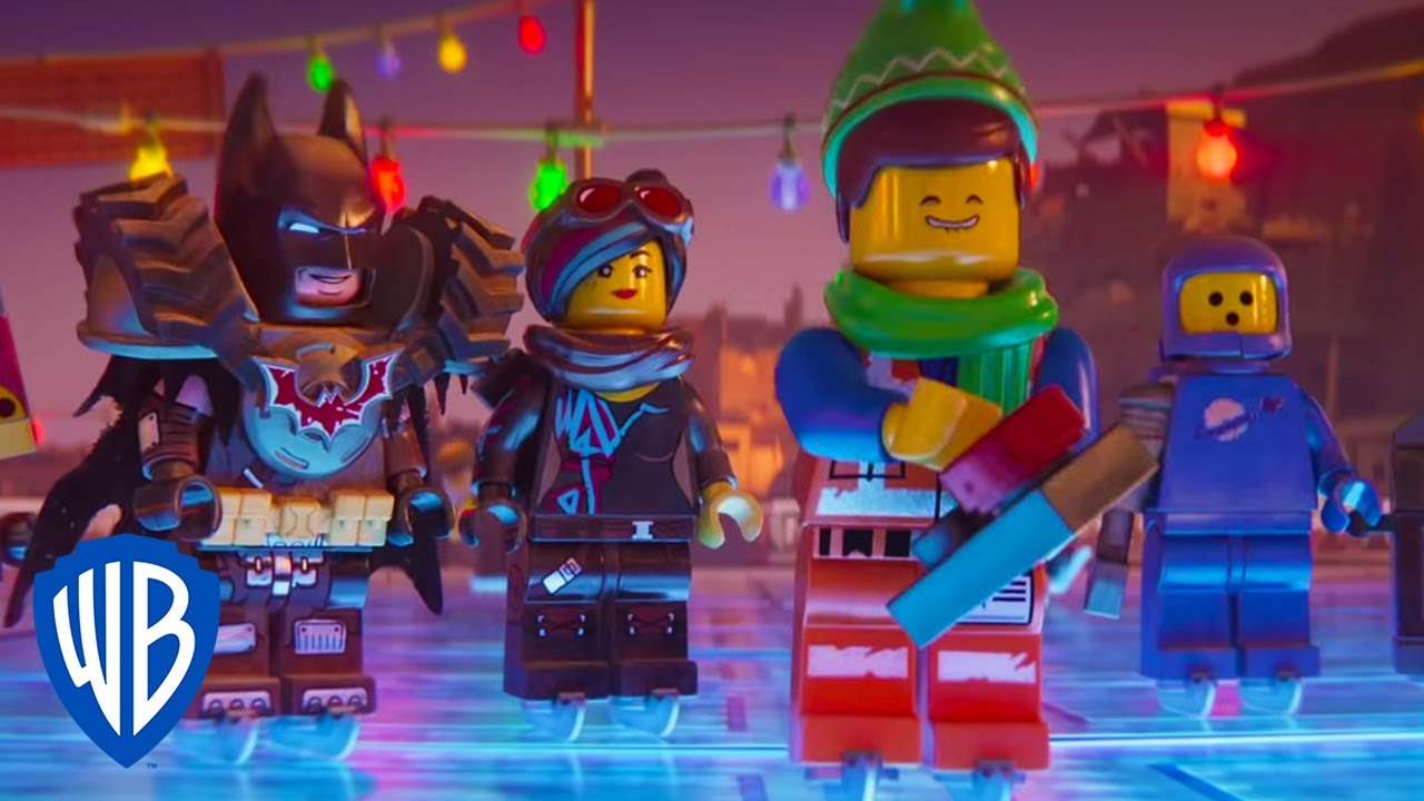 The LEGO Movie 2 | Emmet's Holiday Party: A LEGO Movie Short [Full] | WB Kids
