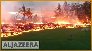 🌋 Kilauea: Hawaii volcano forces thousands to flee their homes | Al Jazeera English