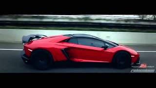 The Best of Best! Lamborghini aventador 50 anniversario with Fi exhaust F1 edition