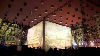 Lyon Light Festival 2013 - Fêtes des Lumières Lyon (by Sébastien Chion)