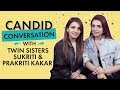 """Sudhar Ja"" singers Sukriti and Prakriti Kakar get candid with Pinkvilla 