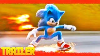 Trailers In Spanish Sonic La Película (2020) Tráiler Oficial #2 Subtitulado anuncio