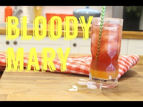 Video Resep Minuman Bloody mary