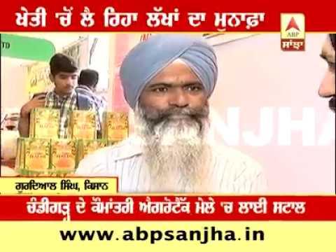 Gurdail Singh in Conversation With ABP Sanjha News Channel