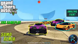 GTA V | 3 v/s 3 Fight On Tyrant Car Fun Gameplay
