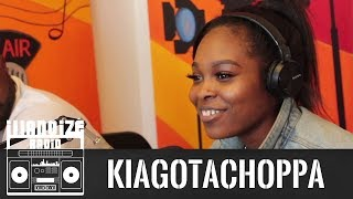 KiaGotaChoppa Speaks on name &  why artists should wait to distribute music | iLLANOiZE Radio