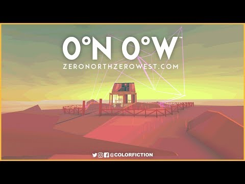 Colorfiction 's 0°N 0°W - Teaser Trailer - (0n0w, ZeroNorthZeroWest) thumbnail