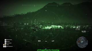 How to Change your Drones Night Vision - Ghost Recon Wildlands