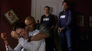 Criminal Minds 5x09 - Hotch Kills The Reaper HD