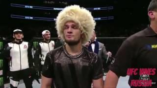 Слова Хабиба Нурмагомедова после боя на UFC 205 против Майкла Джонсона