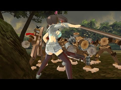 Senran Kagura: Shinovi Versus (PS Vita) Trailer thumbnail