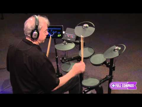 Yamaha DTX450K Electronic Drum Kit Overview | Full Compass