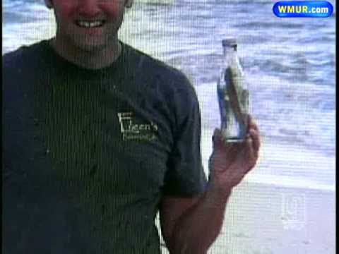 Seafaring Message In Bottle Found After 50 Years