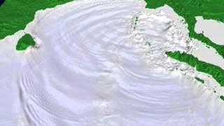 Animasi Gempa Dan Tsunamis Aceh 2004