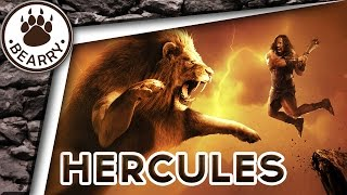 Greek Bearry EP19 กำเนิดเฮอร์คิวลิส (Hercules) และการปราบสิงโตนีเมียน (Nemean lion)