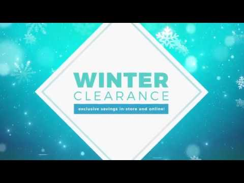 Winter Clearance - 2020
