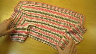 Babyjacke Häkeln Anleitung Strickjacke Teil 2 Rechtes Vorderteil