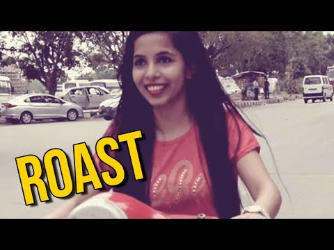 DHINCHAK POOJA - DILON KA SHOOTER ROAST